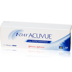1-Day Acuvue for Astigmatism